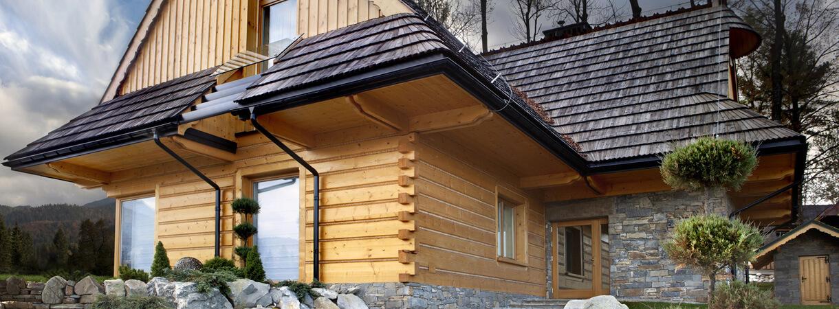 domek góralski budowa